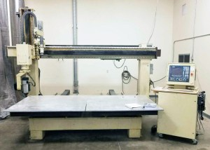 Motionmaster 5 Axis CNC Router E618