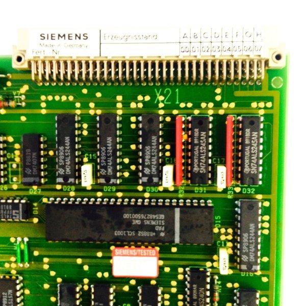 Siemens 6FX1126-2BA00 Interface Module