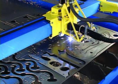 CNC Plasma Cutters automatic nesting software