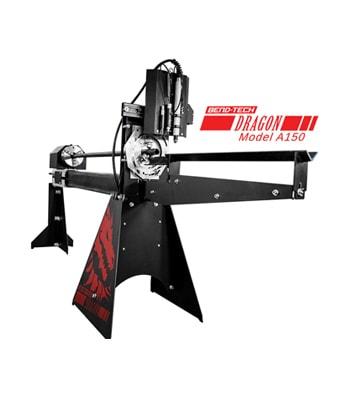 Bend-Tech Dragon A150 CNC Plasma Pipe Cutting Machine