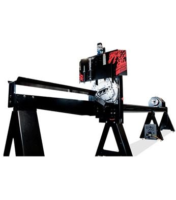 Bend-Tech Dragon A400 CNC Plasma Pipe and Tube Cutting Machine 3.6m