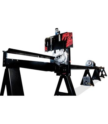 Bend-Tech Dragon A400 CNC Plasma Pipe and Tube Cutting Machine 7.2m