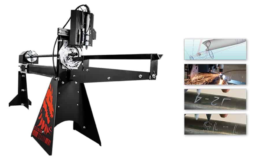 Bend Tech Dragon Machine A150
