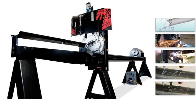 Bend Tech Dragon Machine A400