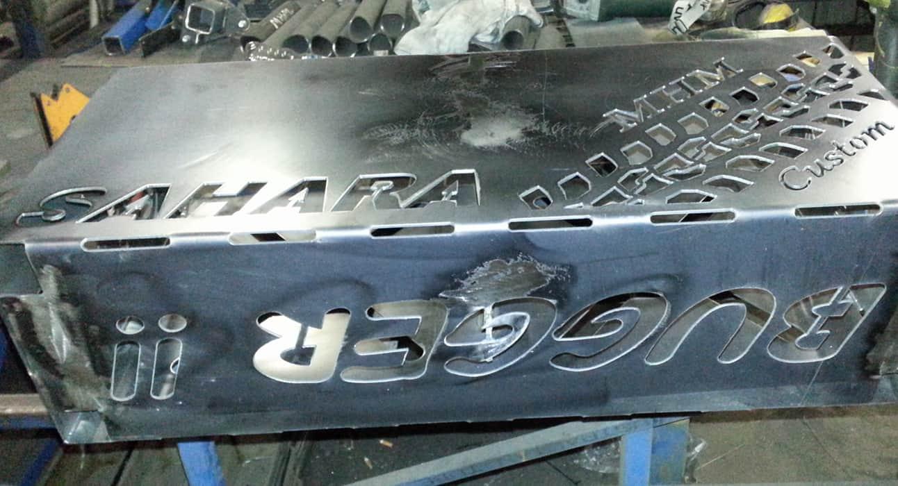 CNC Plasma Cutters Samson 510 vehicle accessory finished product sample