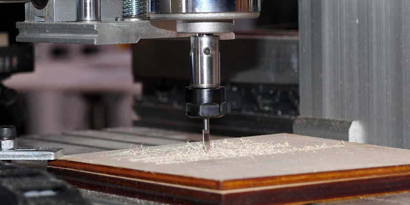 CNC Machine Project Example