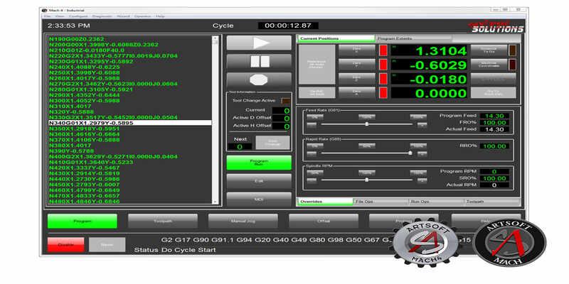 Mach4 best CNC software for beginners