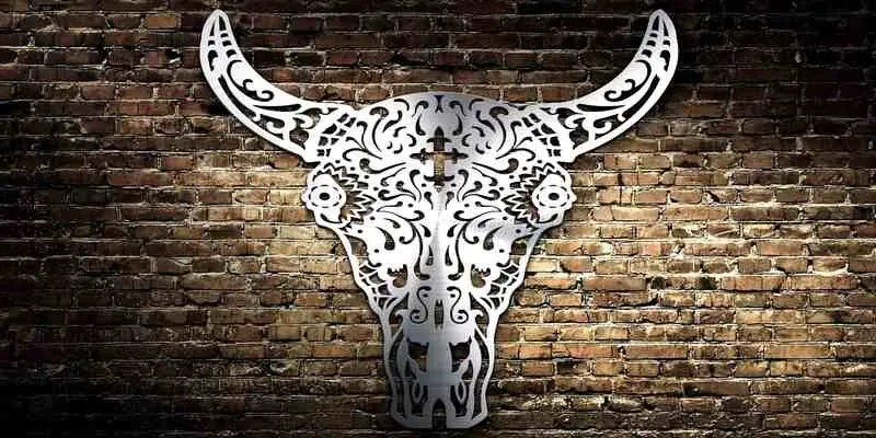 3axis bull free DXF file