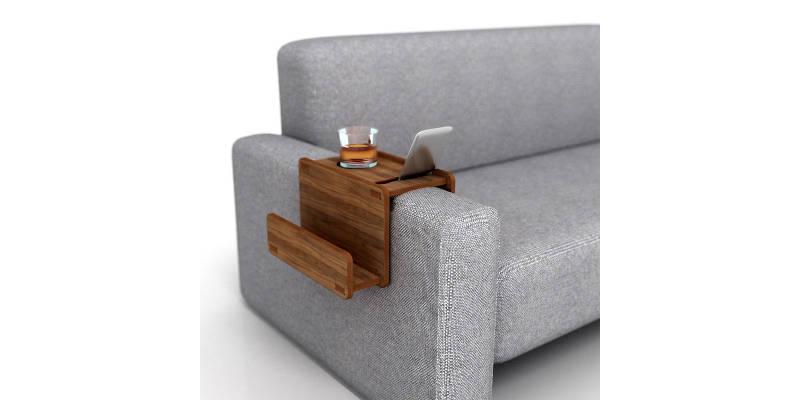 CNC Furniture Wood Armrest 2