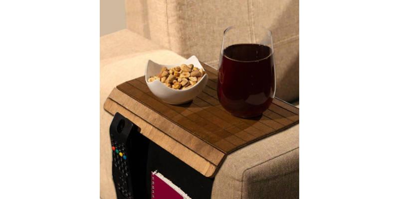 CNC Furniture Wood Armrest