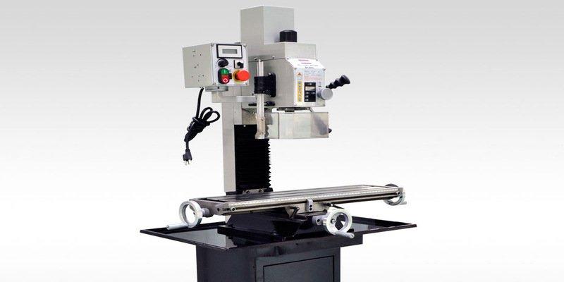 Bolton Tools BF20VL CNC Mill