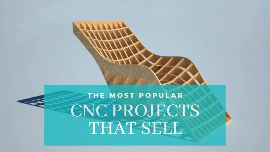 cnc projects that sell