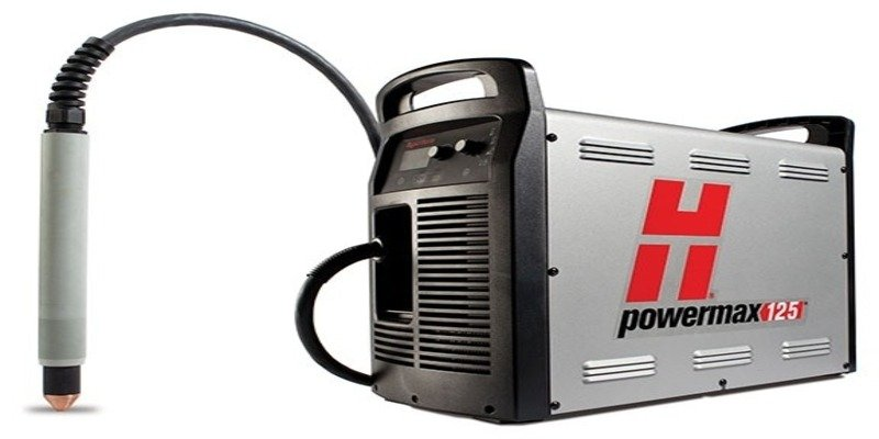 Powermax 125 plasma cutter