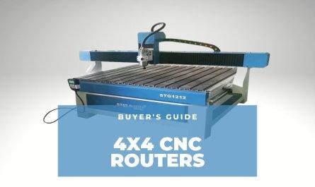 4x4 cnc router