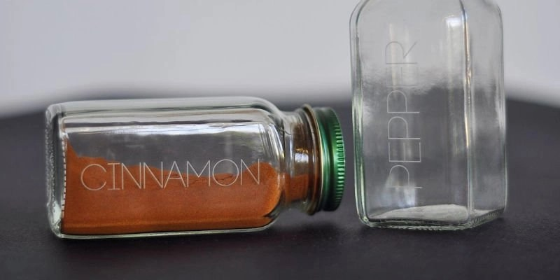 Laser engraving ideas glass jars