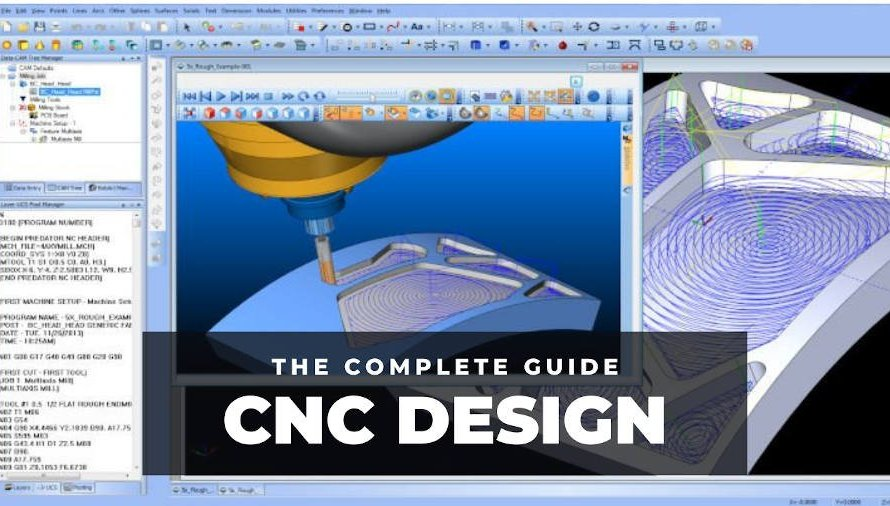 CNC Design – An Introduction to Designing & Making Things