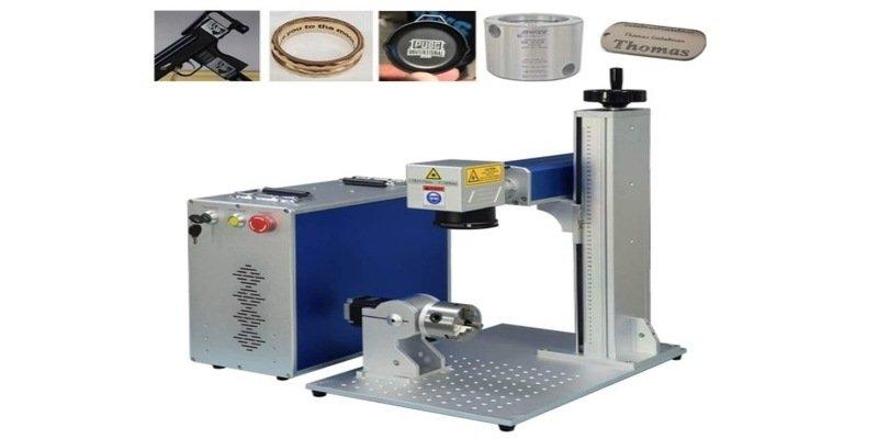SFX fiber laser marking machine