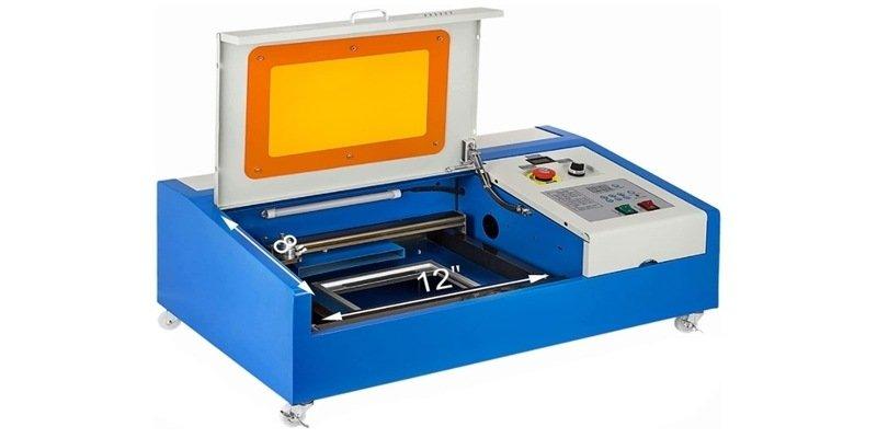 Vevor K40 laser cutter