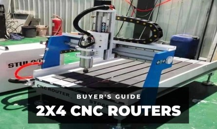 2x4 CNC router kit