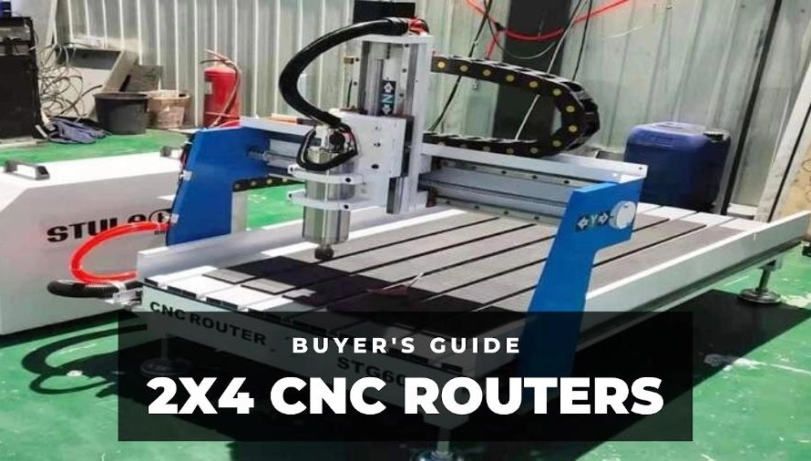 2×4 CNC Router Kits: The Complete 2021 Buyer's Guide