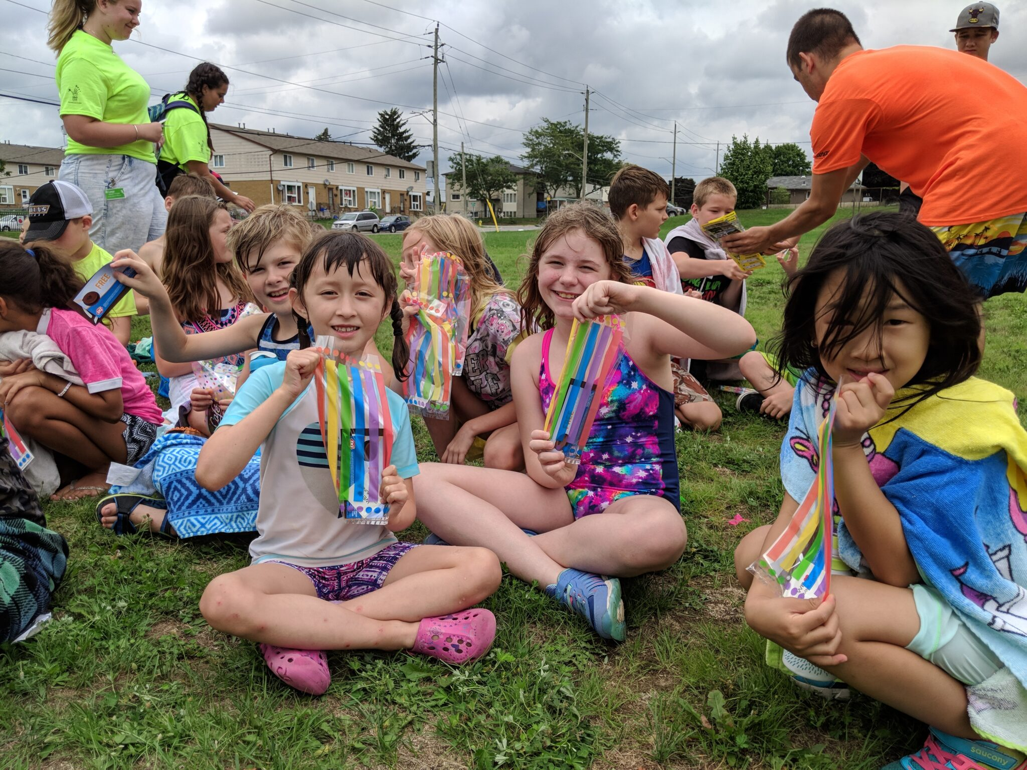 Kids To Camp Funding Announcement