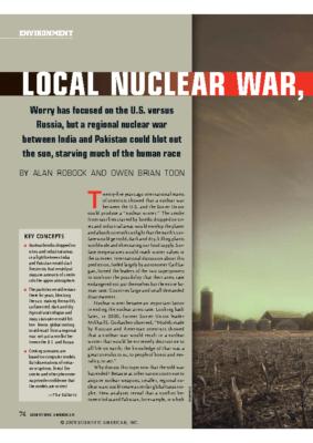 Local-Nuclear-War