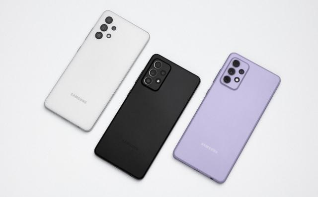 Galaxy A52 vs. A52 5G vs. A72 specs compared: How Samsung's new midrange phones stack up - CNET