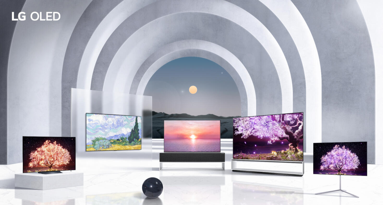 lg oled tv gets more affordable with a1