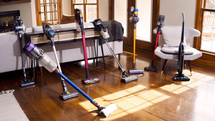 Best Cordless Vacuum For 2021 Dyson Tineco Moosoo Shark Samsung Lg And More Cnet