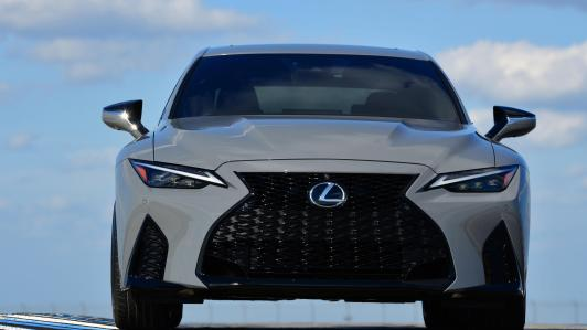 2022 Lexus IS 500 F Sport Launch Edition