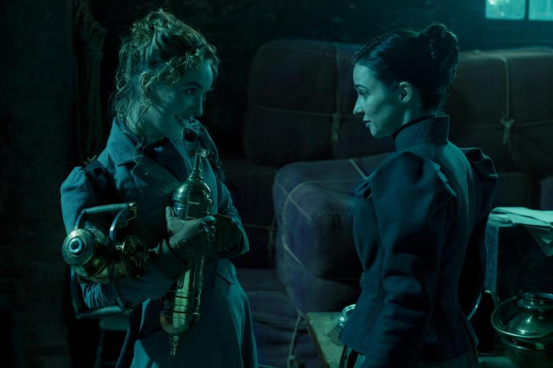 The Nevers episode 3 recap and ending explained: Steampunk gets steamy -  CNET
