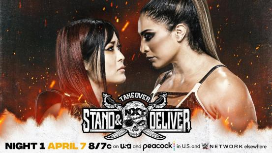 WWE NXT TakeOver Stand and Deliver: Live Scores, Updates and Live Score
