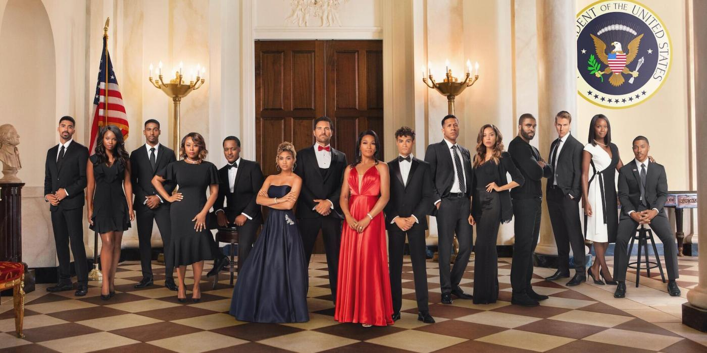 Tyler Perry's The Oval star, Kron Moore explains Camp Quarantine - CNET