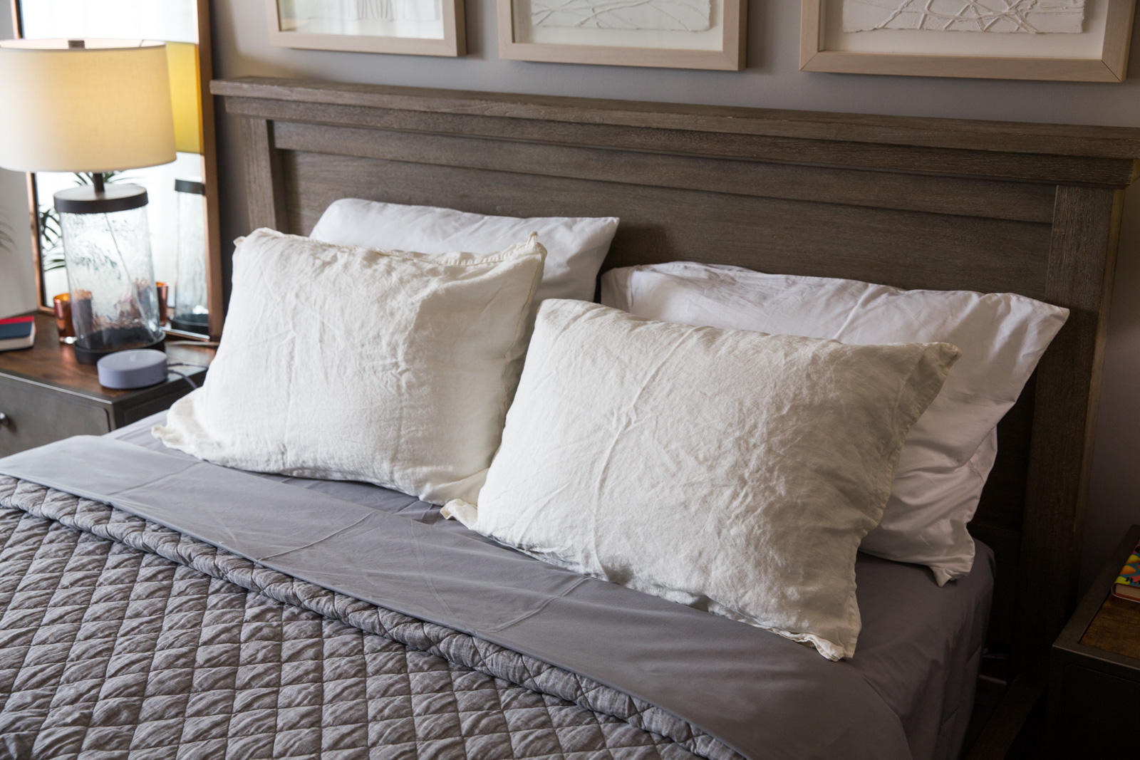 should throw out your bed pillows
