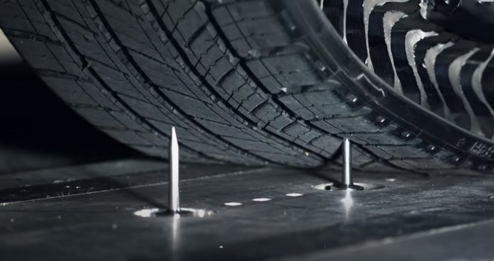 uptis tires and nails
