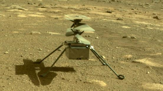 NASA's Mars Mars helicopter ingenuity: What you need to know before the first flight