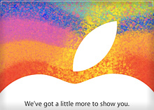 Check out CNET's coverage of Apple's iPad Mini event
