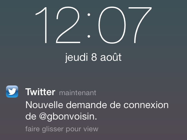 Twitter active la double-authentification sans SMS en France