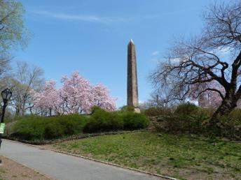 L'obélisque de Central Park