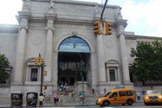 La façade de l'American Museum of Natural History
