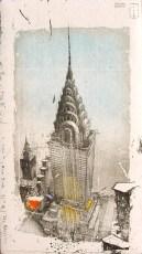 Le Chrysler building par Alexander Befelein.