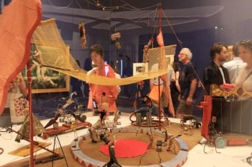 Le cirque de Calder. (Photo Didier Forray)