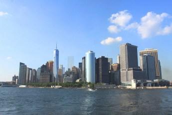 2015 : la One World Trade Center s'est installée dans le paysage. (Photo Didier Forray)