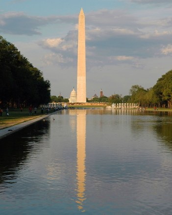 Le Washington Monument.