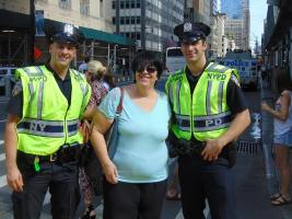 new york policiers
