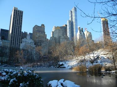 Les buildings de Midtown. (Photo Linda Fleury-Lacroix)