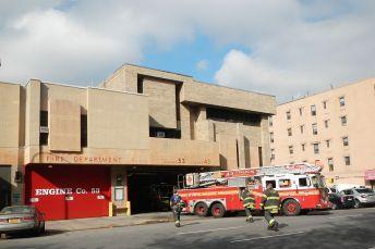 caserne pompiers new york