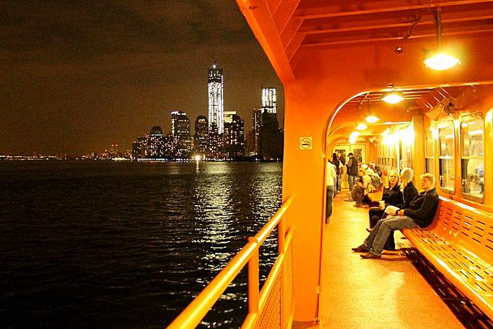 choses a faire la nuit a new york