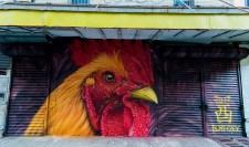 graffiti street art new york