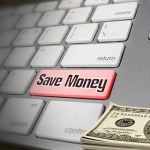 save money key button
